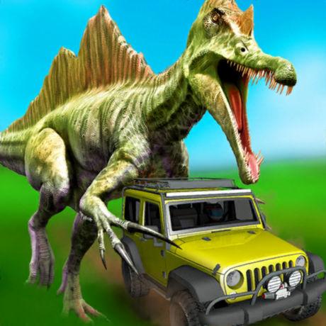 Dino Jurassic Survival Run