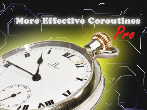 More Effective Coroutines Pro
