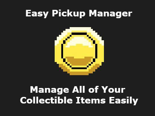 EasyPickupManager