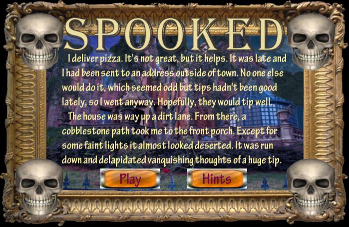 SPOOKED (in development)