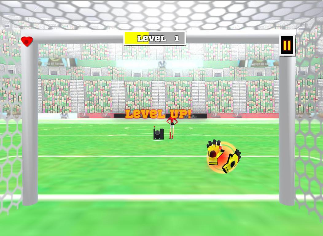Ultimate goalkeeper