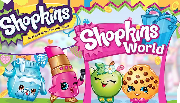 Shopkins World