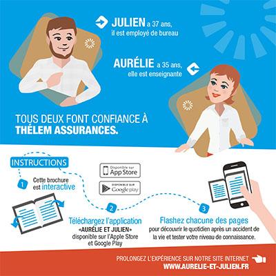 Aurélie and Julien AR