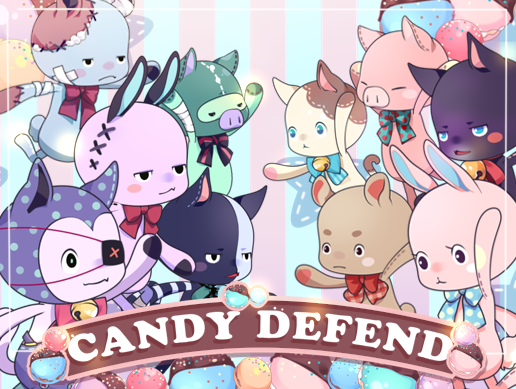 Candy Defend