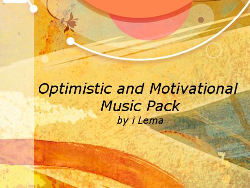 Asset Store Optimistic and Motivational Music