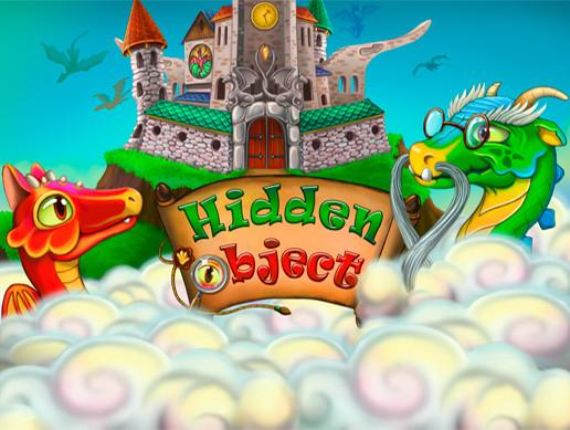 Hidden Object Template