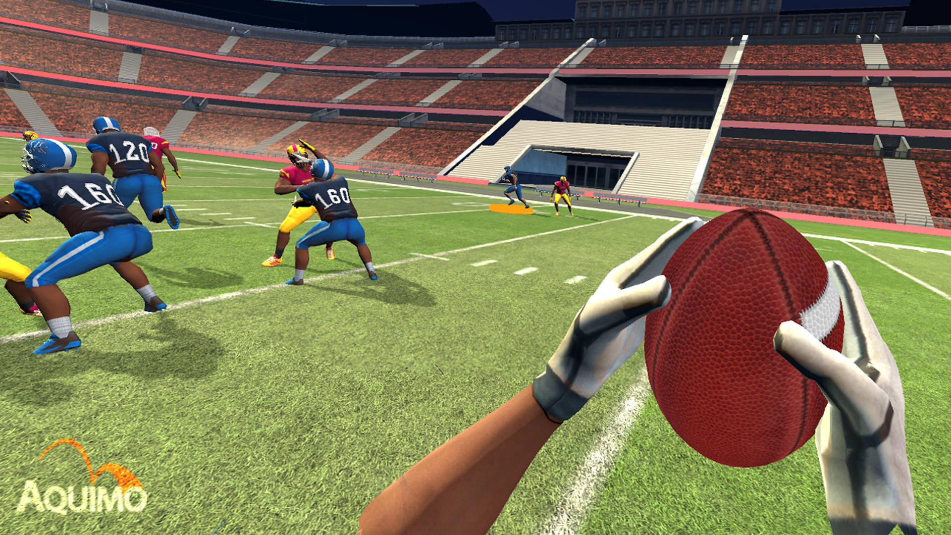 VR American Football