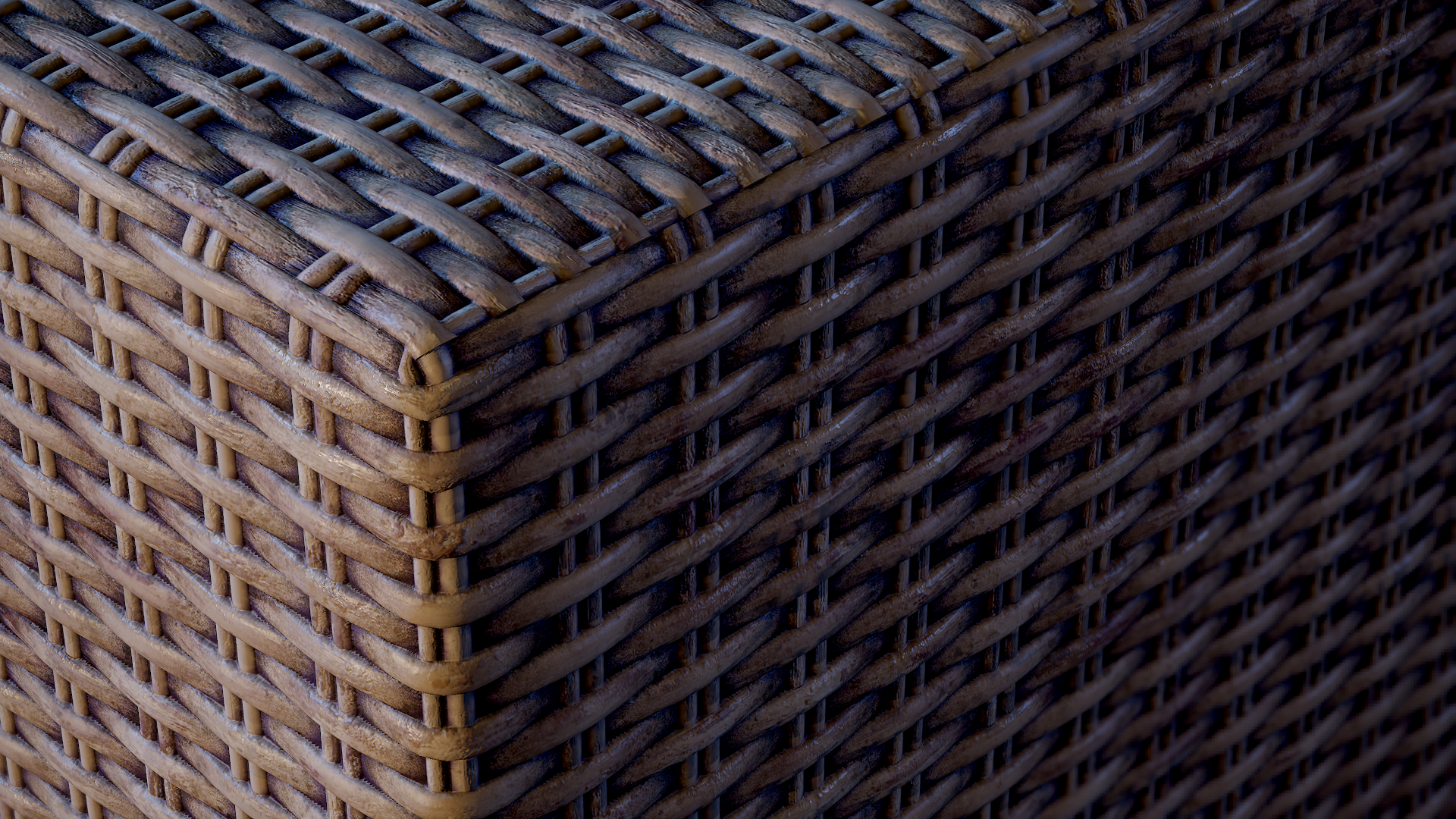 Wicker - Subtance Material Tutorial