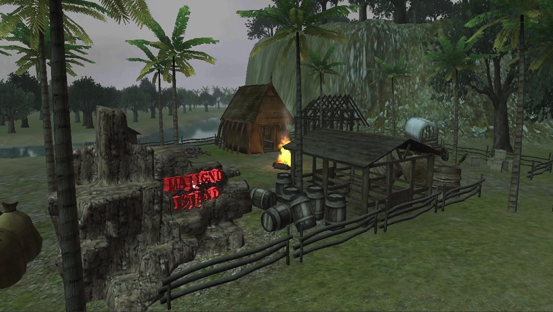 Maligno Island - Multiplayer
