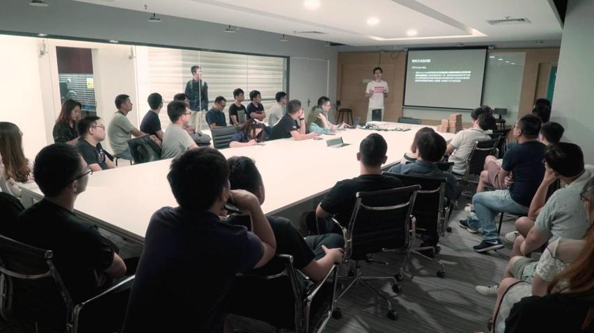 UUG深圳站《ECS在Unity中的应用与实战》活动报道