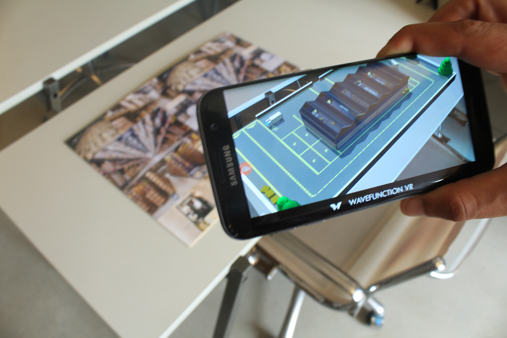 Augmented Reality for Industrial Applications
