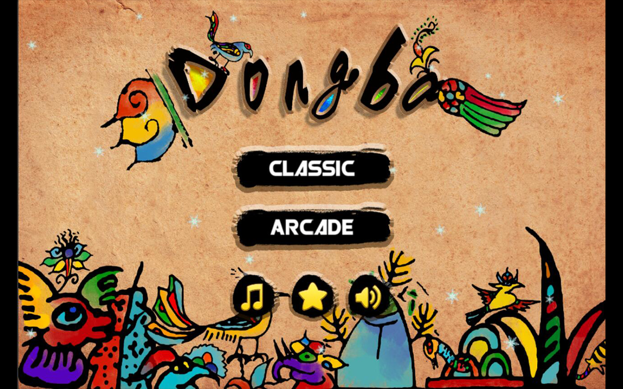 DongBa Connect Game