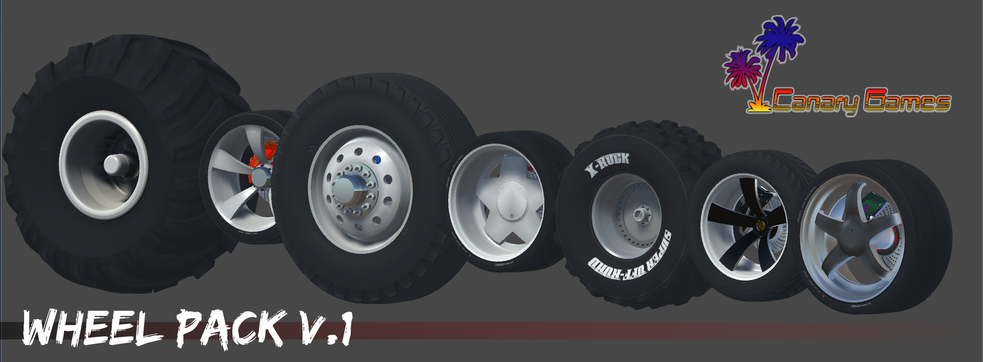 Wheels Pack V.1
