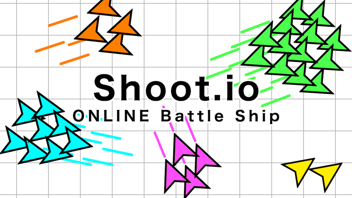 Shoot.io ONLINE Battle Ship