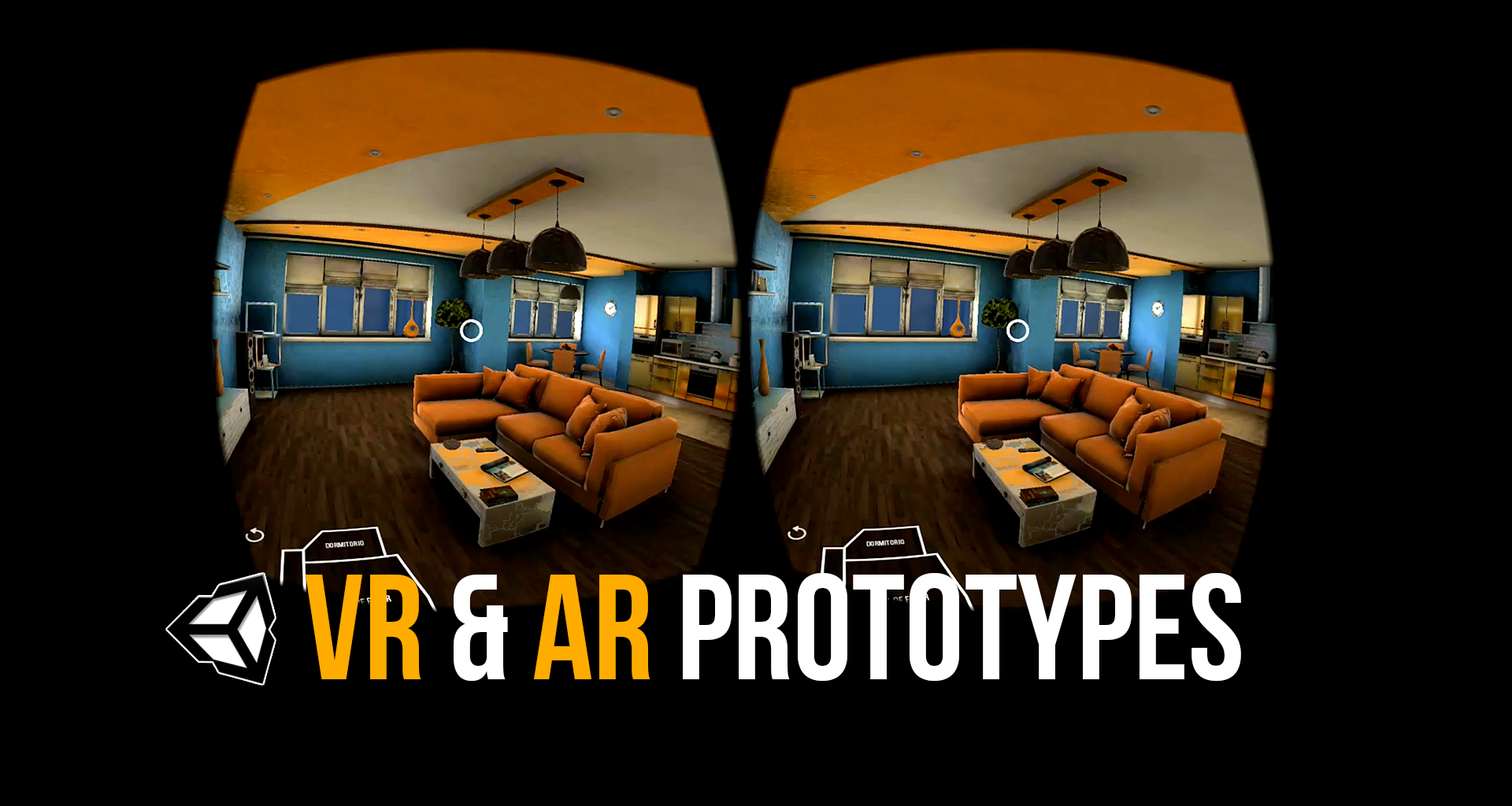 VR & AR prototypes - WIP