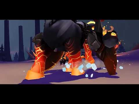 Lionheart: Dark Moon - Gameplay Trailer