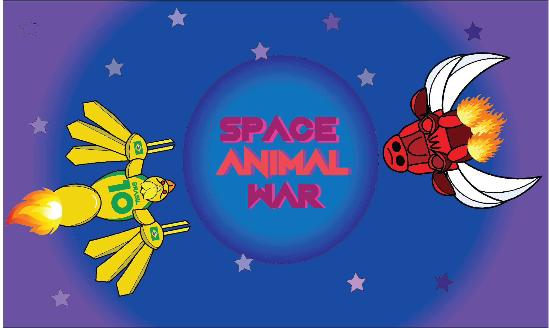 Space Animal War - OPEN BETA NOW!