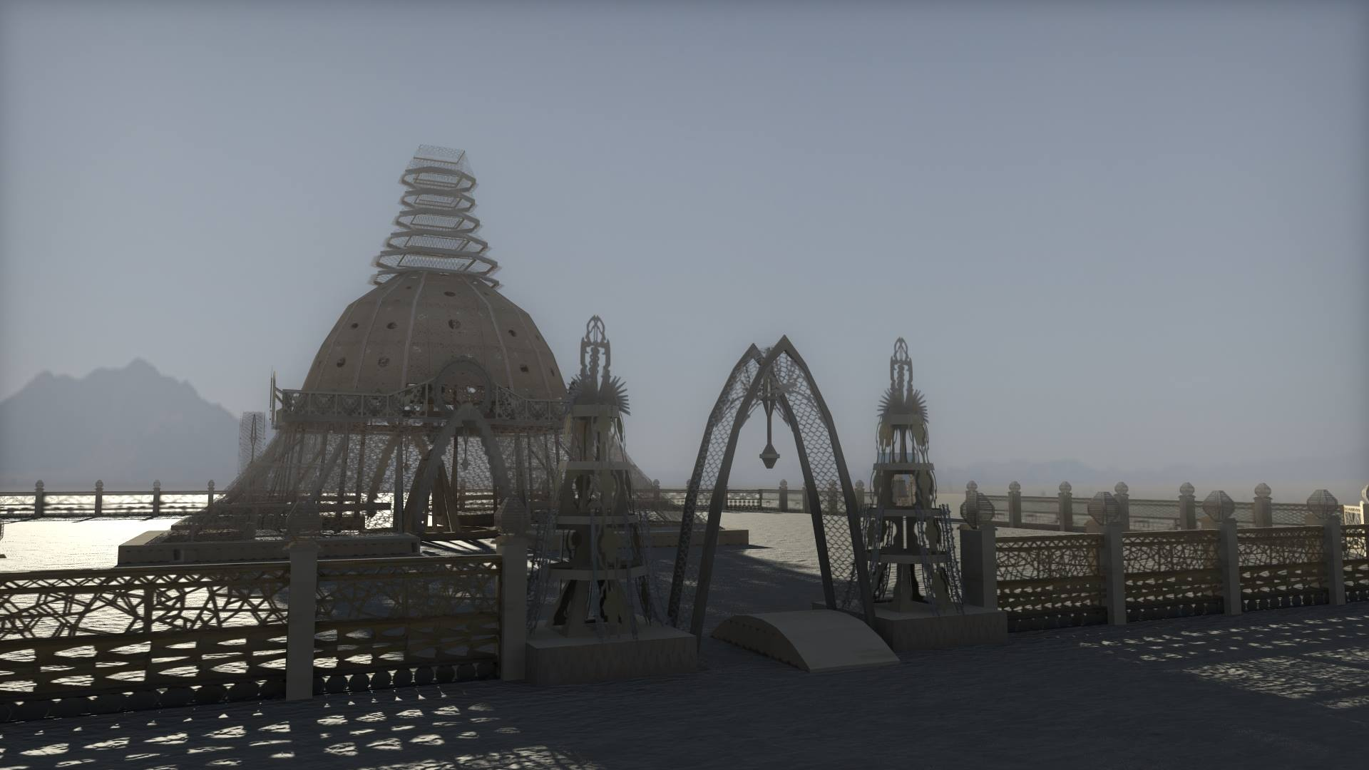 Burning Man VR