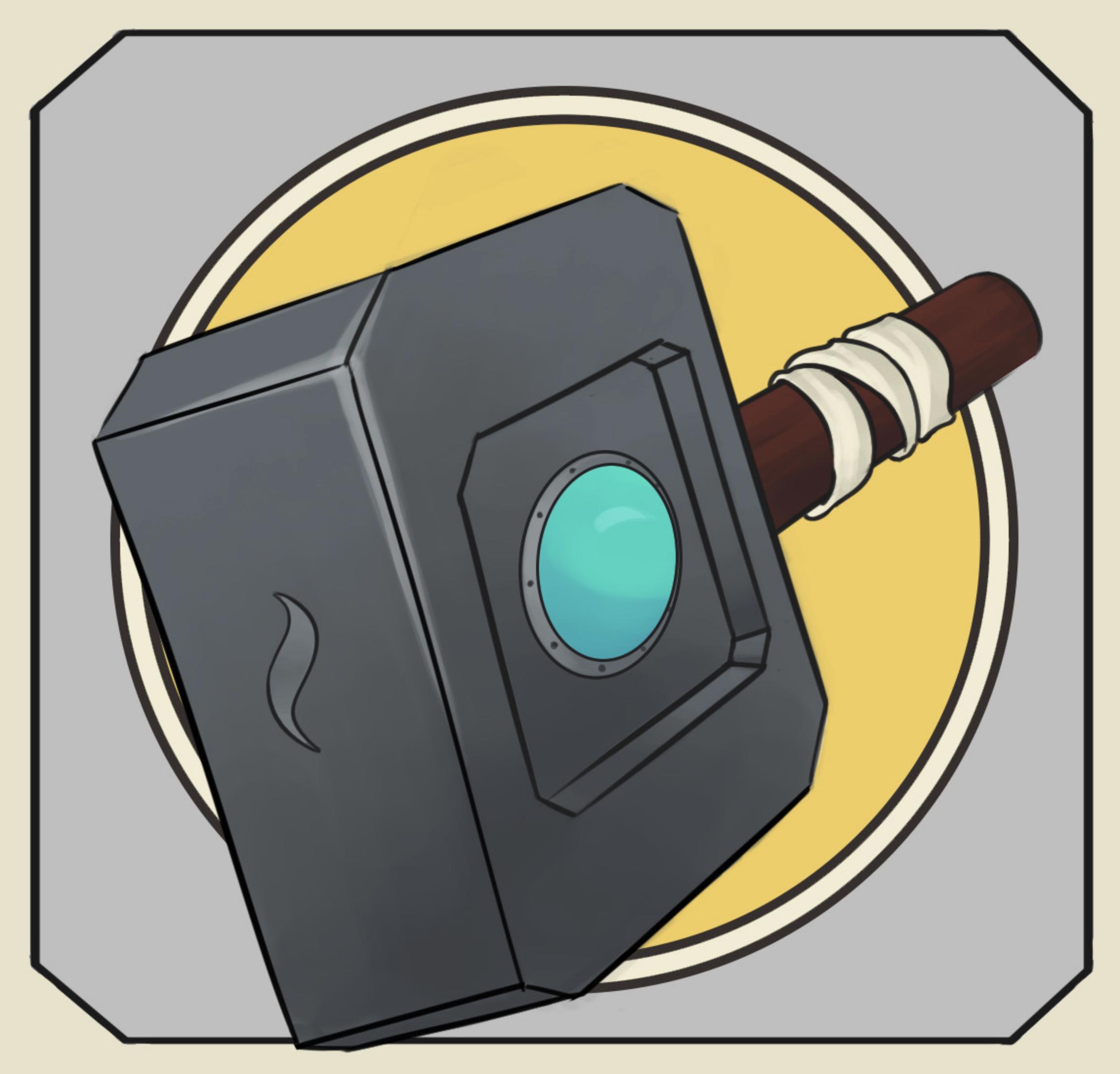 Hammer - 2D Concept
