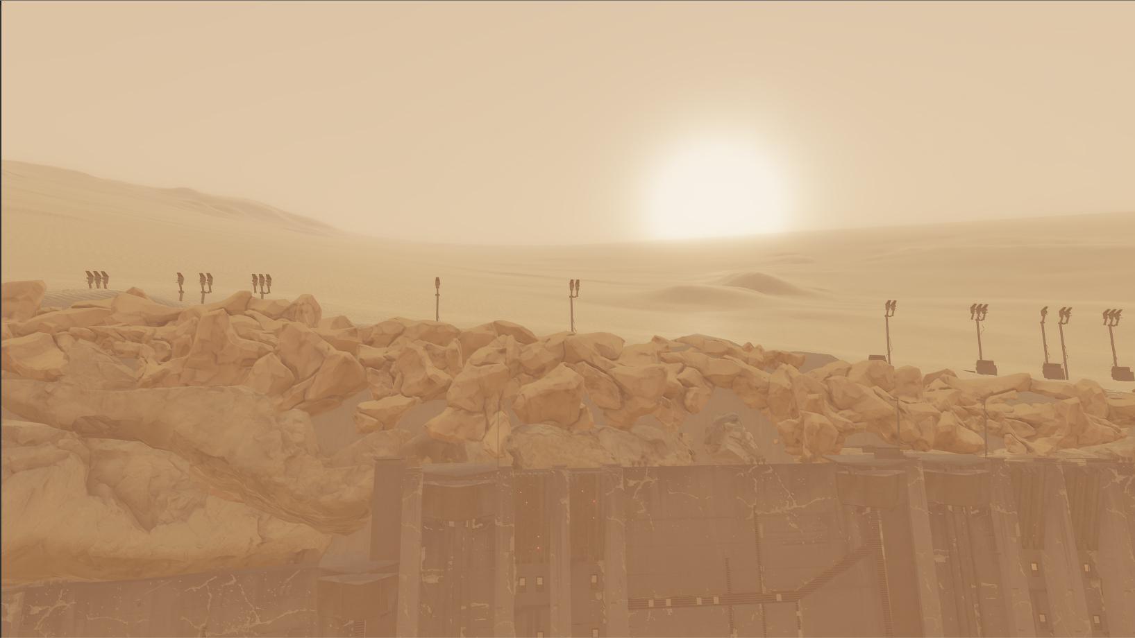 Sandstorm (WIP)