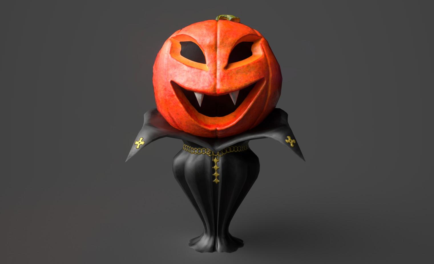 Halloween Vampire decoration