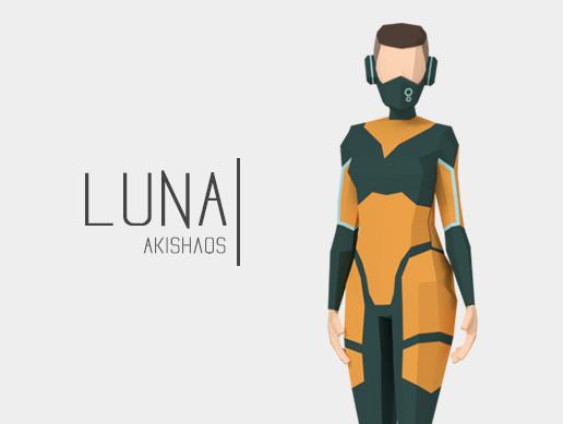 Luna | Stylized Character