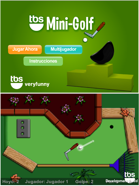 TBS MINI-GOLF