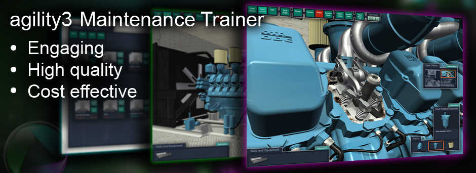 Agility3 Interactive Maintenance Trainer