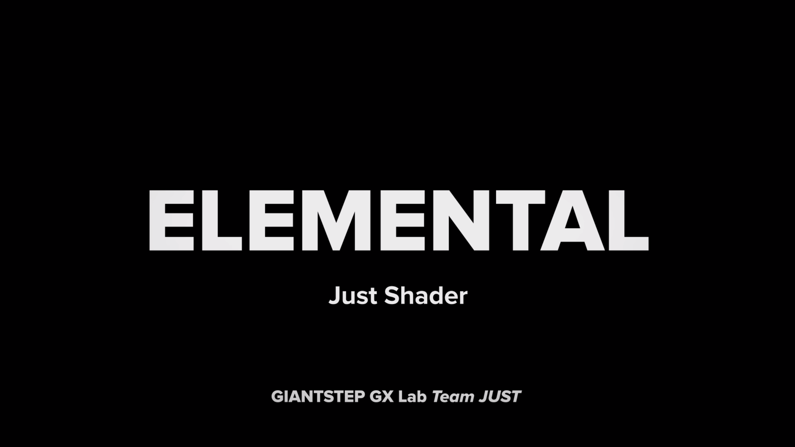 Just Shader 4th - Elemental