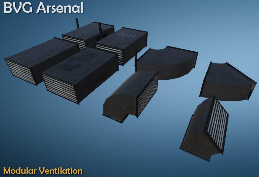 Modular Ventilation