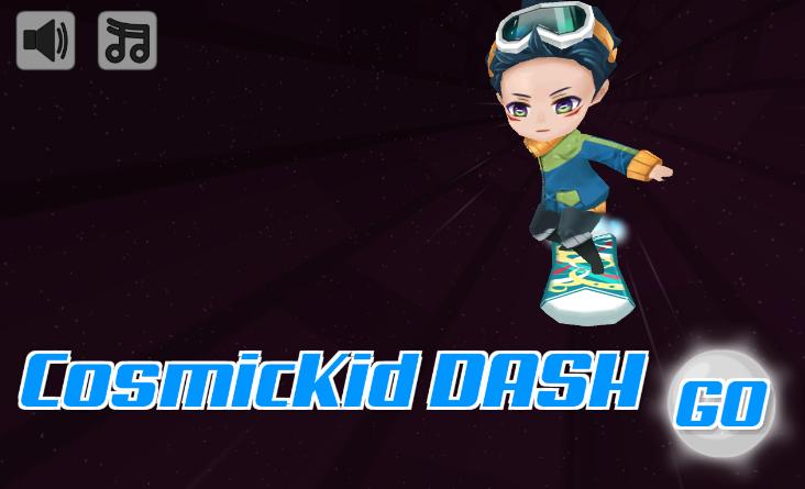 CosmicKid DASH