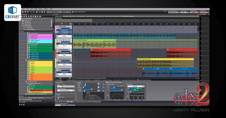 声音创造世界-使用CRI ADX2插件丰富你的游戏世界