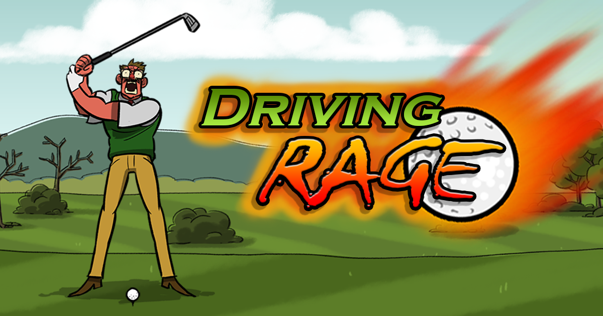 Driving Rage: Long Drive Arcade Golf Game