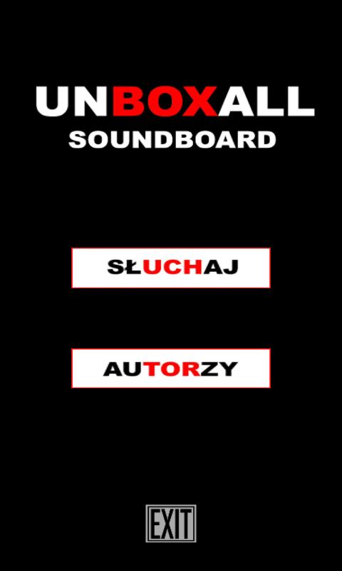 Unboxall Soundboard