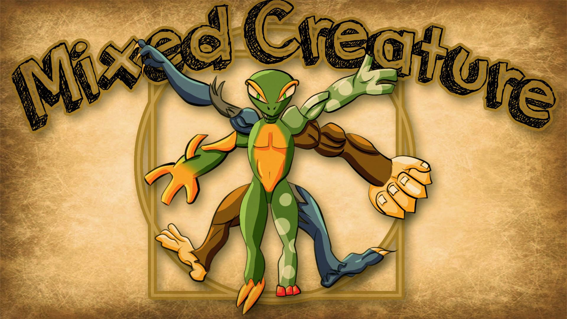 mixed-creature
