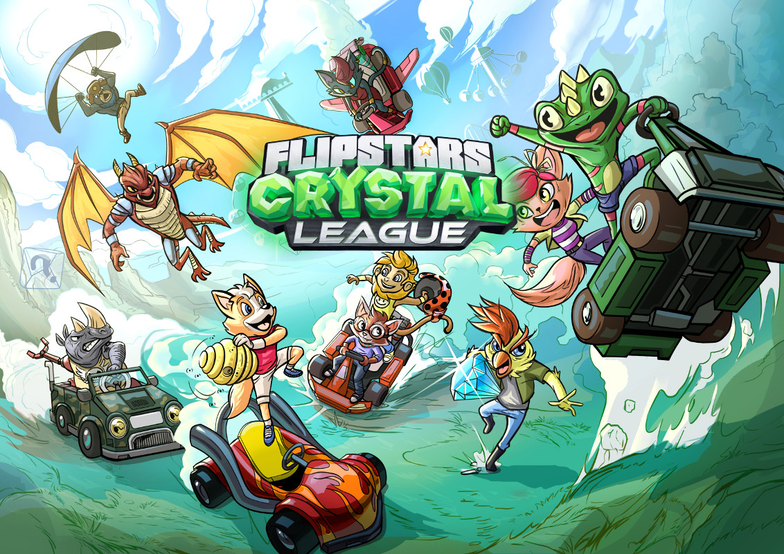 Flipstars: Crystal League