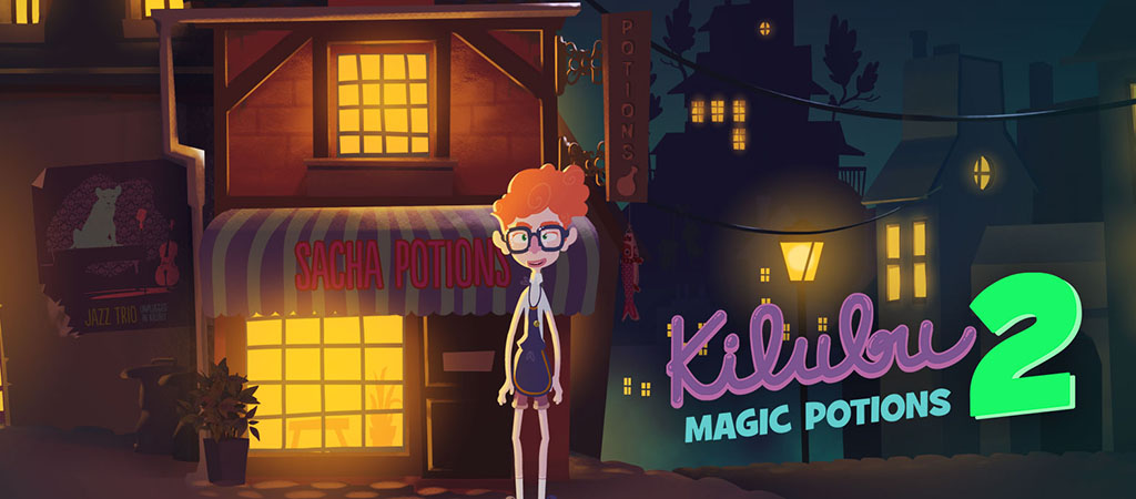Kilubu Magic Potions 2