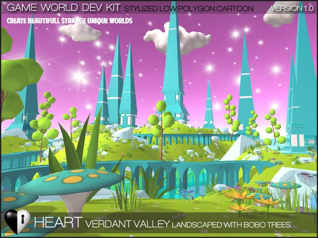 HEART Verdant Valley