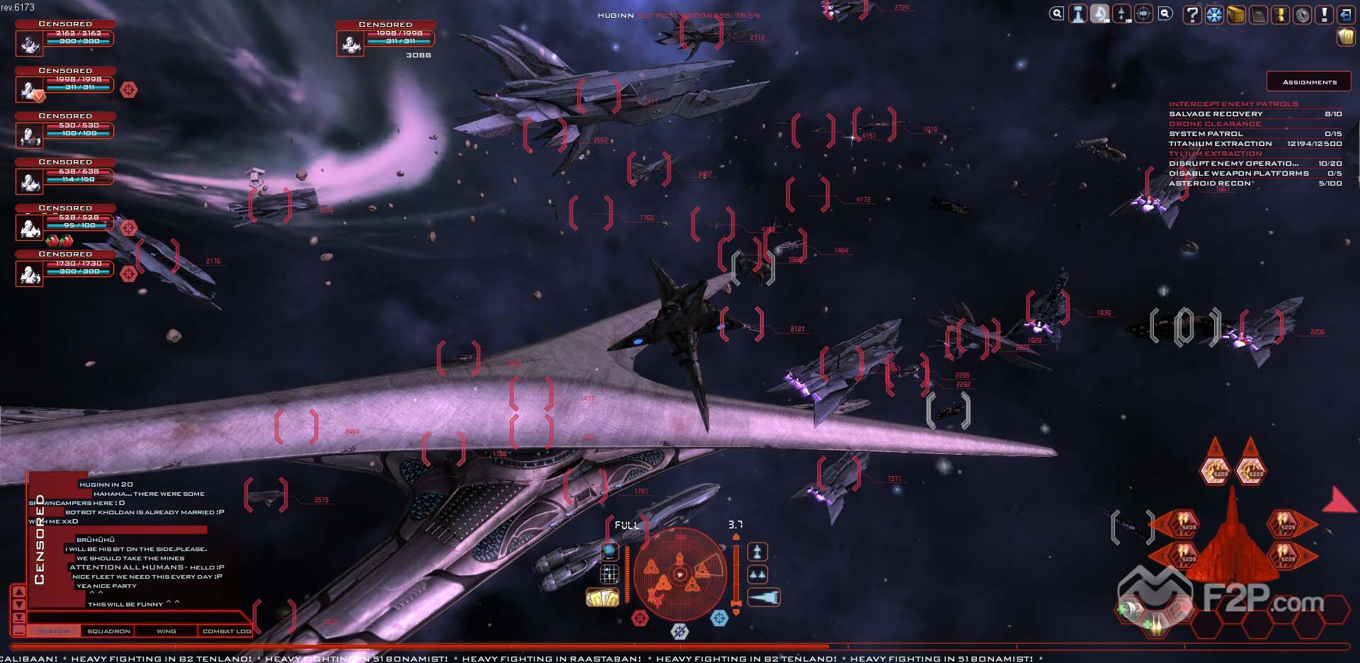 Battlestar Galactica Online by Bigpoint and Artplant