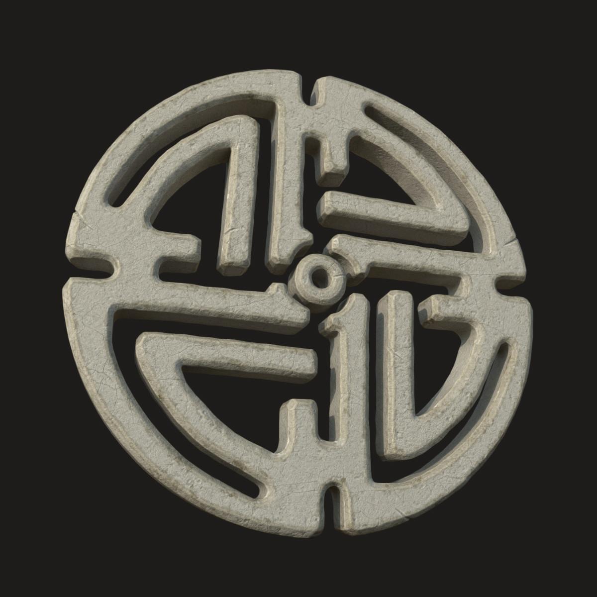 Runic Ornament