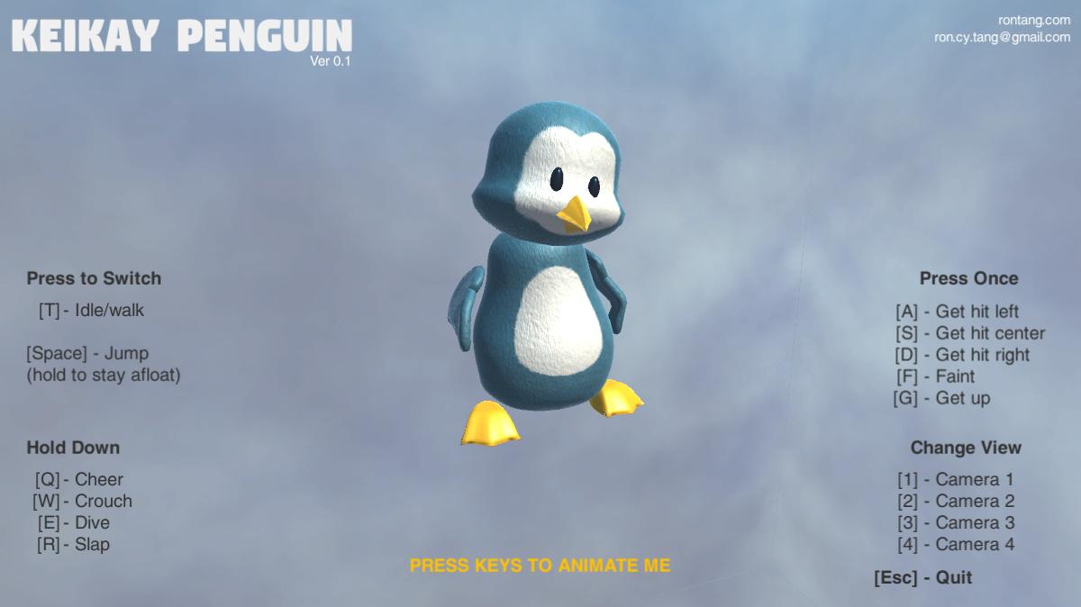 Keikay Penguin