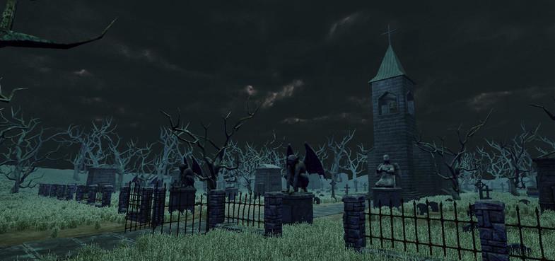 Medivel Cemetery - Full Pack