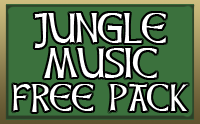 Tribal Jungle Music Free Pack
