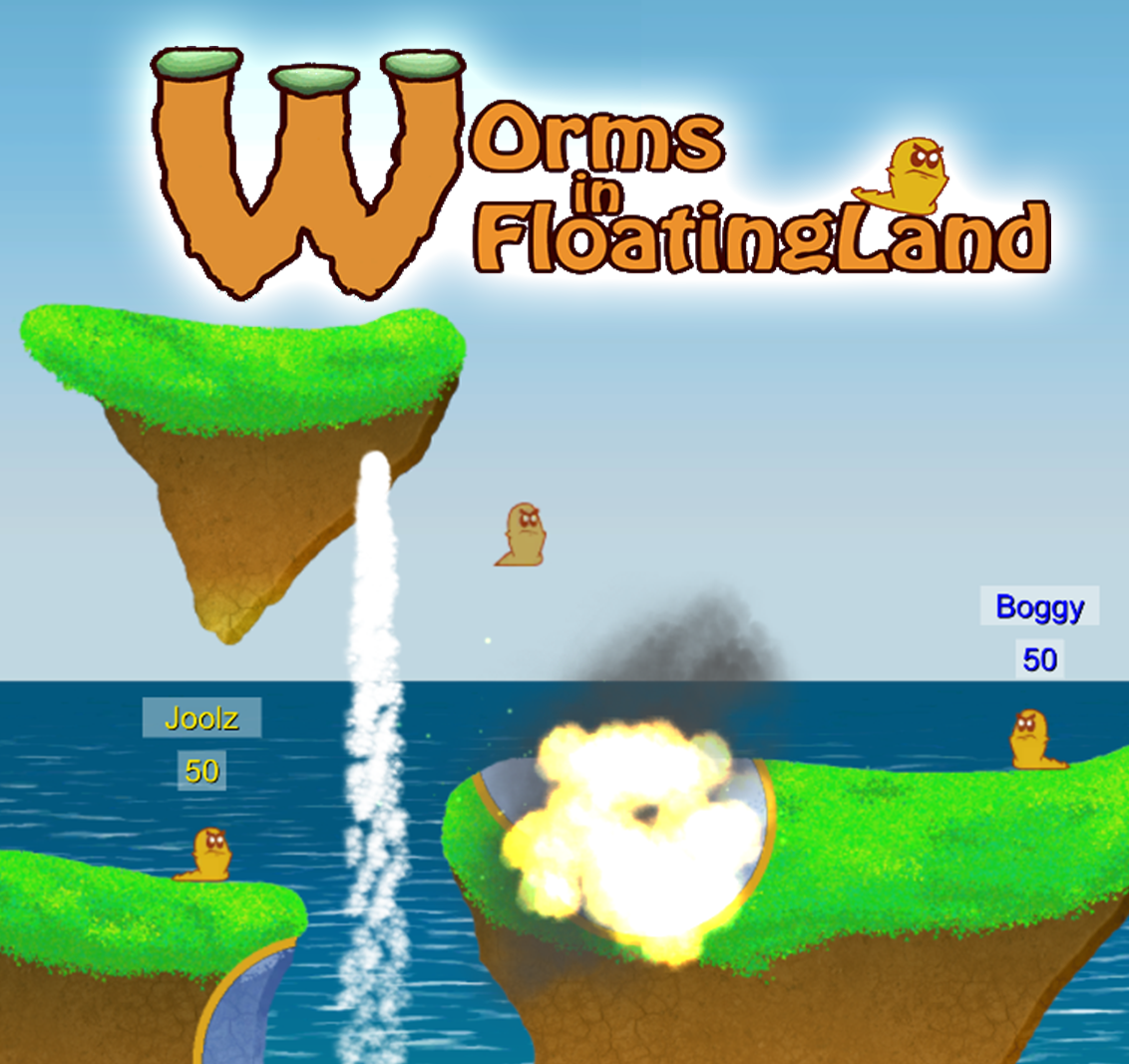 Worms in FloatingLand