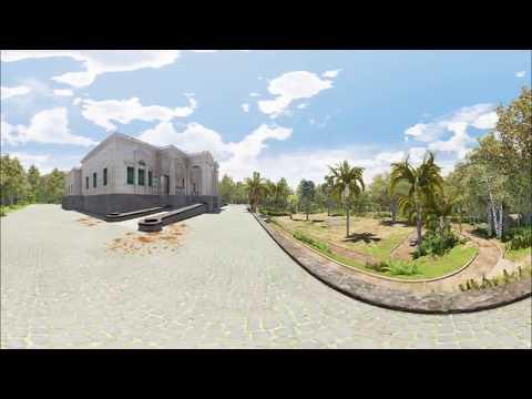 Parque Lage (Rio de Janeiro) 3D 360