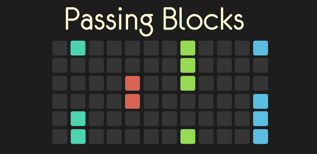 Passing Blocks