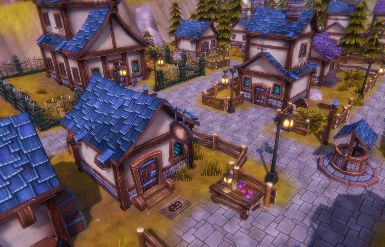 RPG Village