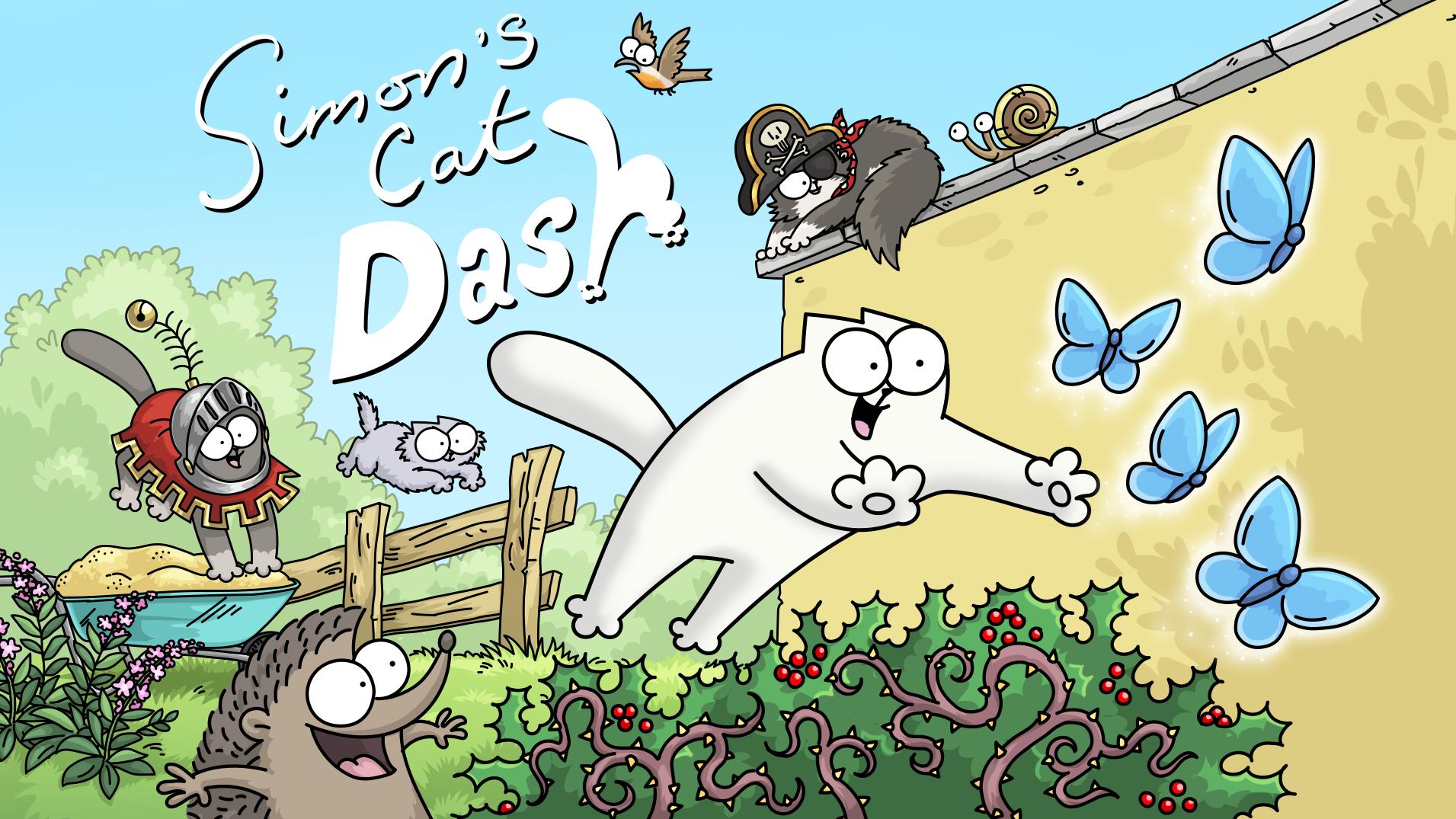 Simon's Cat Dash