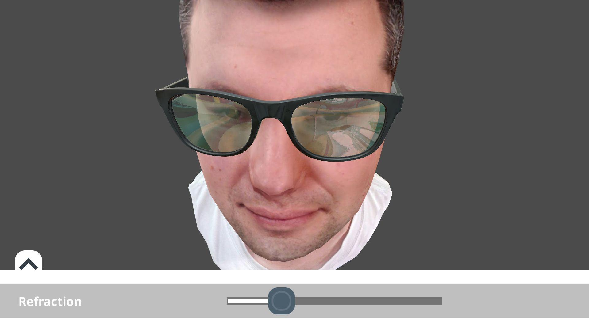 Shader glasses
