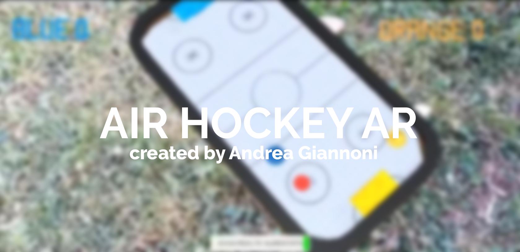 Air Hockey AR